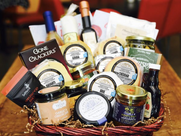 Gift Basket Maple Ridge